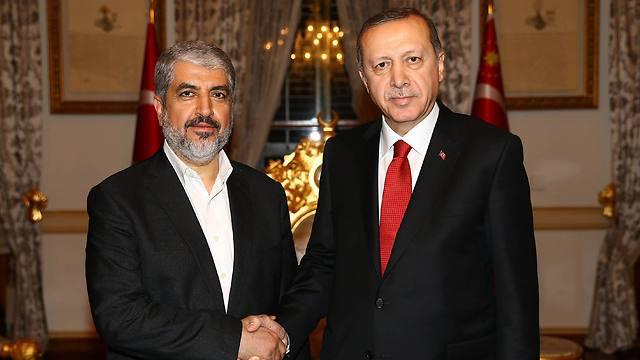 Службы безопасности Израиля: Турция покровительствует ХАМАСу