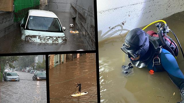 Картинки по запросу потоп в тель авиве