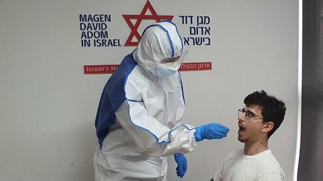 коронавирус израиль